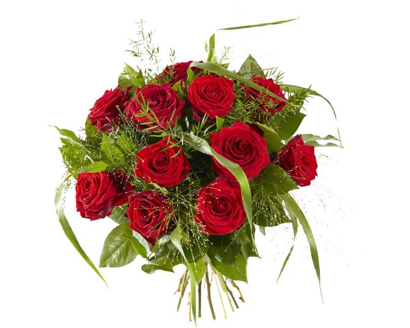 Rozenboeket (10 rozen)